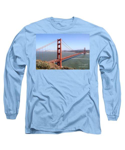 The San Francisco Golden Gate Bridge 7d14507 Long Sleeve T-Shirt