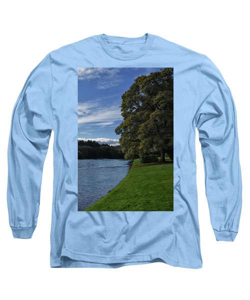 The Silvery Tay By Dunkeld Long Sleeve T-Shirt