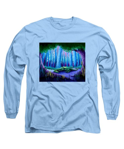 The Sleeping Dragon Long Sleeve T-Shirt