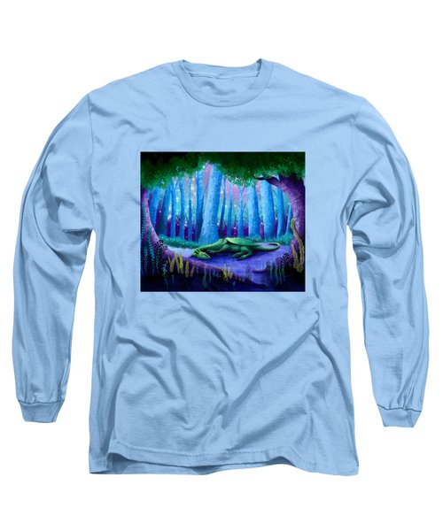 The Sleeping Dragon Long Sleeve T-Shirt