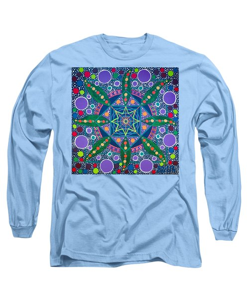 The Sound Of A Germinating Seed Long Sleeve T-Shirt