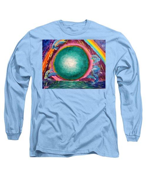 The Stargate Long Sleeve T-Shirt