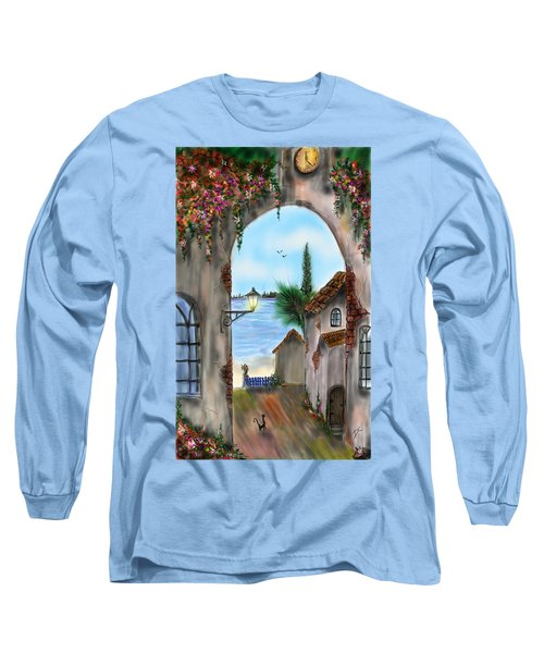 The Street Long Sleeve T-Shirt