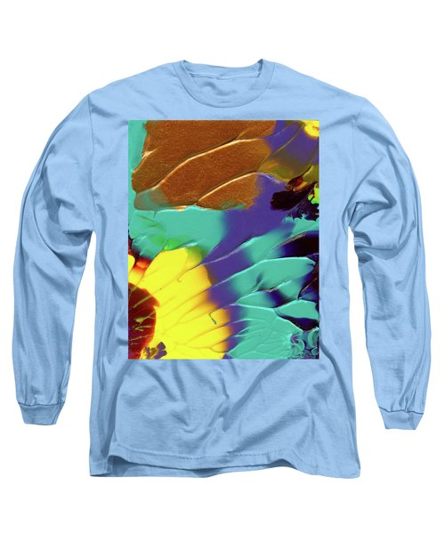 The Sunflower Long Sleeve T-Shirt