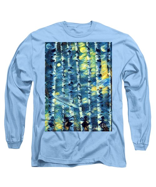 The Tree Children Long Sleeve T-Shirt