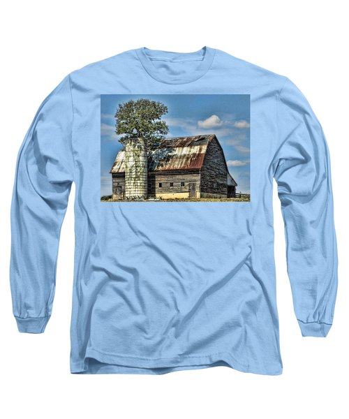 The Tree Silo Long Sleeve T-Shirt