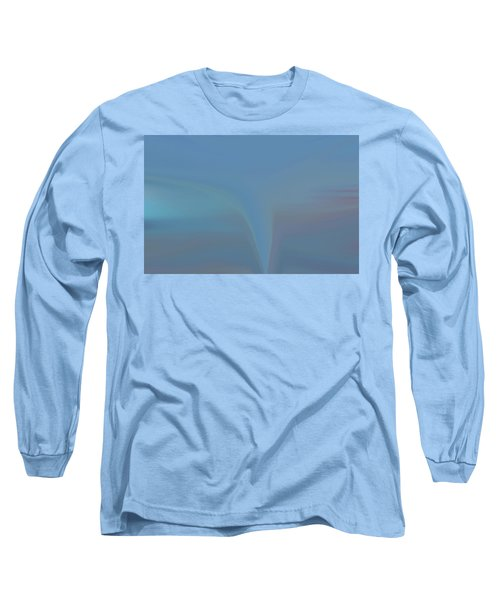 Long Sleeve T-Shirt featuring the painting The Twister by Dan Sproul