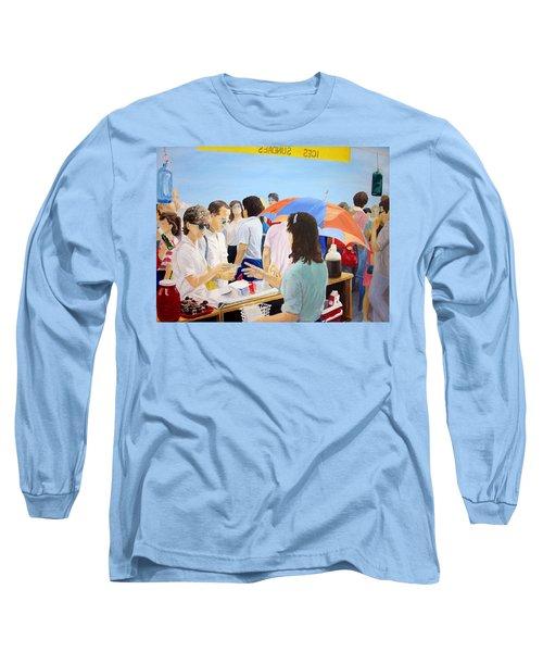 The Vendor Long Sleeve T-Shirt