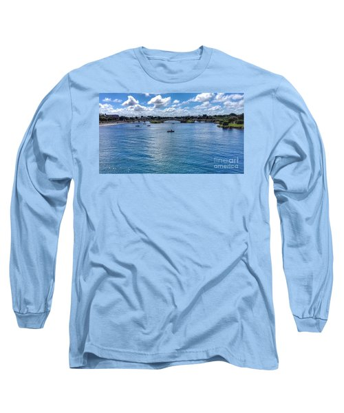 The Victorian Bridge Long Sleeve T-Shirt