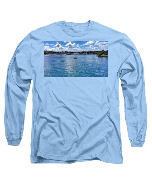 The Victorian Bridge Long Sleeve T-Shirt