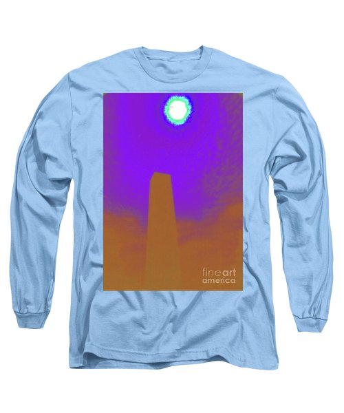 The View From Elsewhere Long Sleeve T-Shirt by Jesse Ciazza