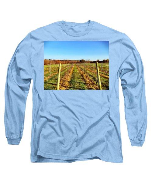 The Vineyard Long Sleeve T-Shirt