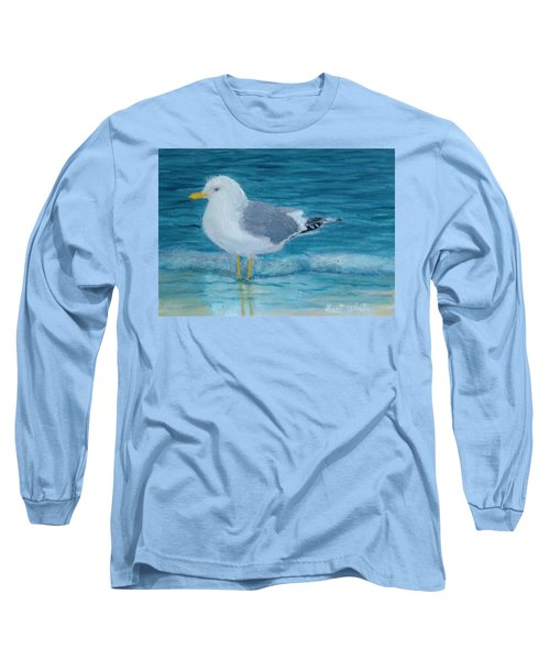 The Water's Cold Long Sleeve T-Shirt