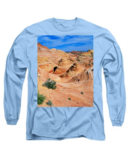 The Wave 2 Long Sleeve T-Shirt