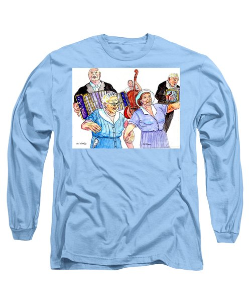 The Wedding - Life On The Stoop Long Sleeve T-Shirt