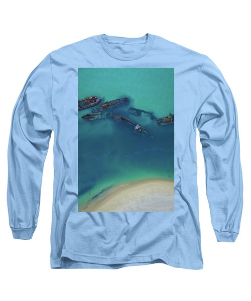 The Wrecks Long Sleeve T-Shirt