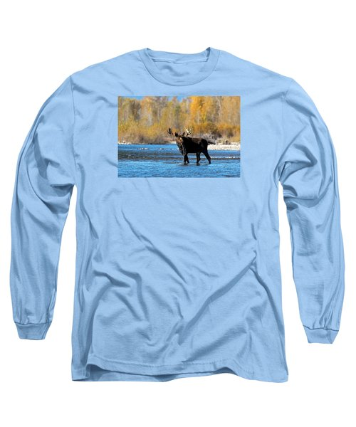 Thirst Quenching Long Sleeve T-Shirt