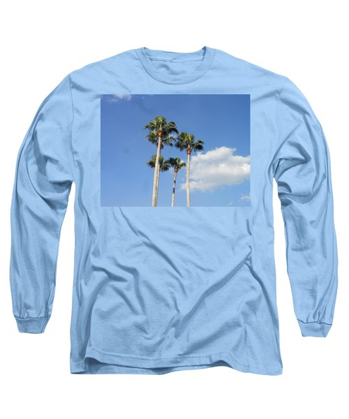 This Is Florida Long Sleeve T-Shirt by Kay Gilley