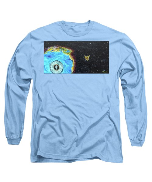 This Is Where... Long Sleeve T-Shirt