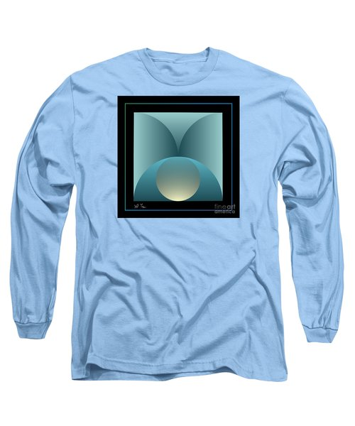 Thoughts Observation Long Sleeve T-Shirt by Leo Symon