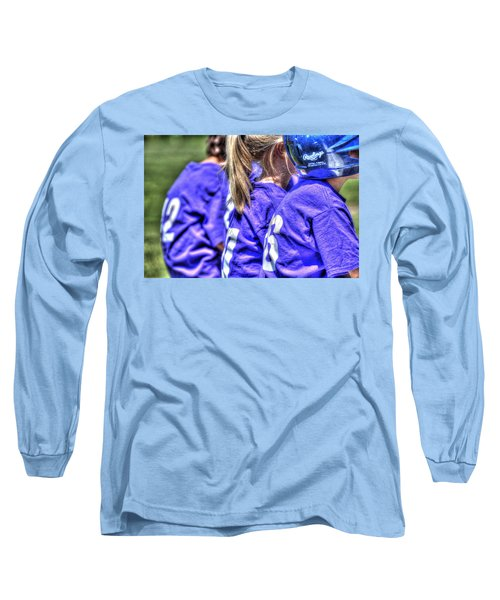 Three On The Bench 1621 Long Sleeve T-Shirt