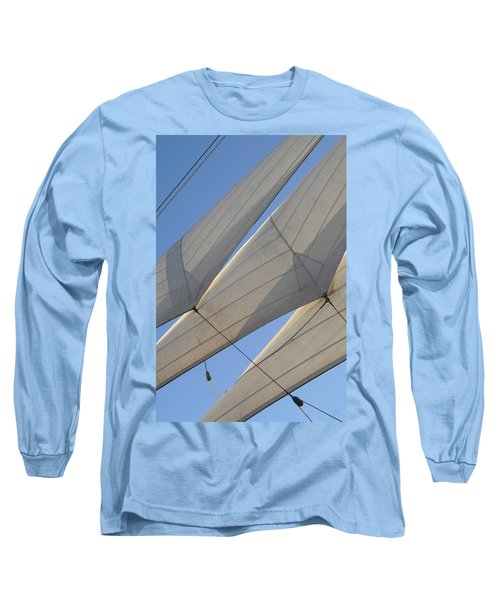 Three Sails Long Sleeve T-Shirt