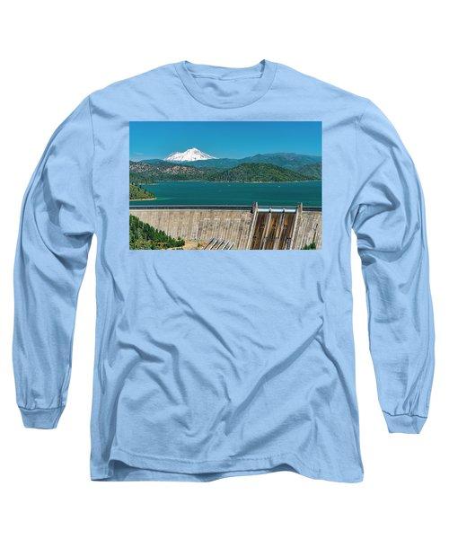 Three Shastas Long Sleeve T-Shirt