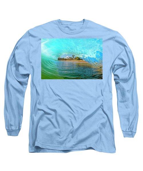Thru The Looking Glass Long Sleeve T-Shirt
