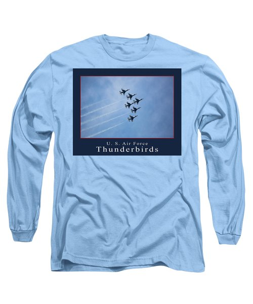 Thunderbirds Long Sleeve T-Shirt