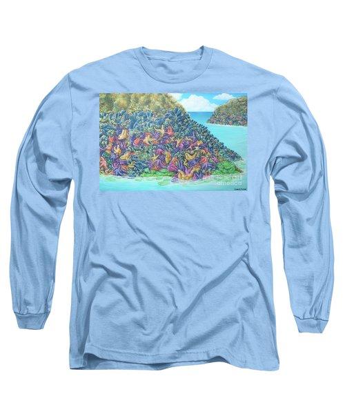 Tidepools Long Sleeve T-Shirt