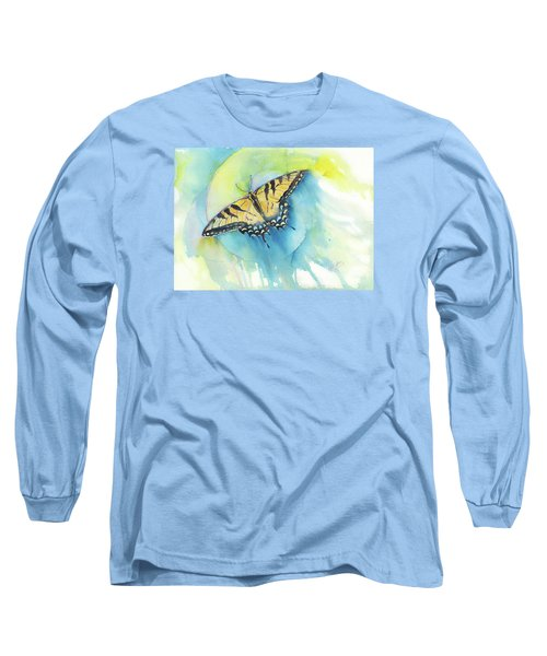 Tiger Swallowtail Long Sleeve T-Shirt