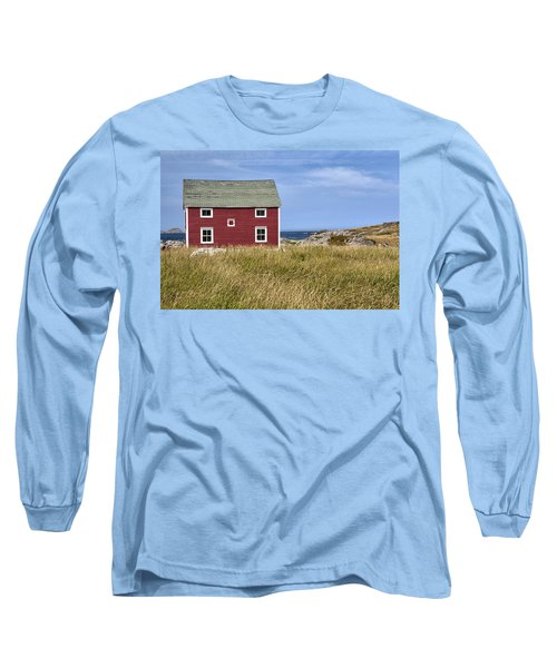 Tilting Long Sleeve T-Shirt
