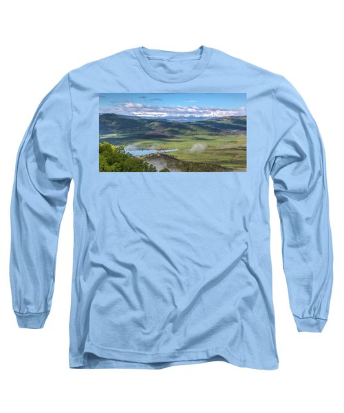 Timbers View  Long Sleeve T-Shirt