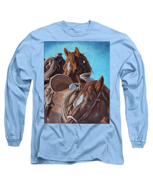 Time Out Long Sleeve T-Shirt