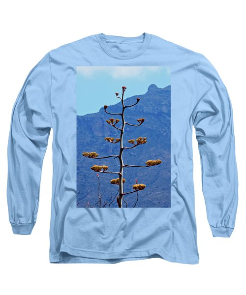 Time To Bloom Long Sleeve T-Shirt