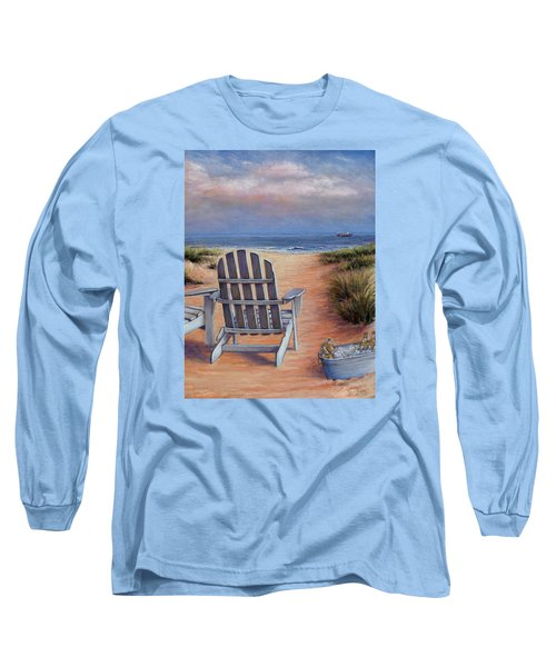 Time To Chill Long Sleeve T-Shirt