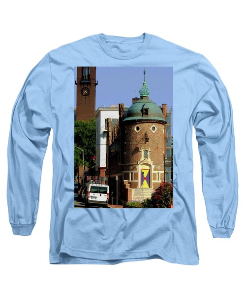 Time To Face The Harvard Lampoon Long Sleeve T-Shirt