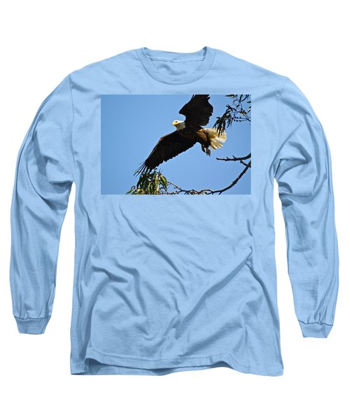 Time To Go Long Sleeve T-Shirt