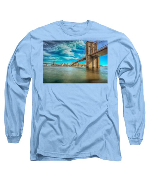 To Brooklyn And Back Long Sleeve T-Shirt