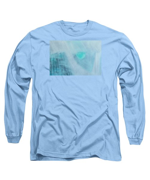 To Know Yourself Long Sleeve T-Shirt by Min Zou
