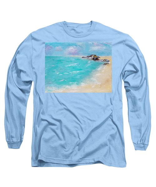 To The Rocks Long Sleeve T-Shirt