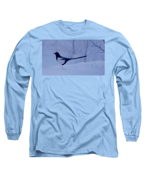 Tom Long Sleeve T-Shirt by Eric Tressler