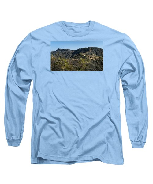 Topanga Canyon Trail Long Sleeve T-Shirt
