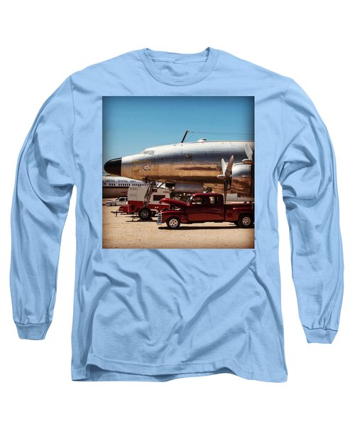 Torque Fest Pima Air And Space Museum Long Sleeve T-Shirt