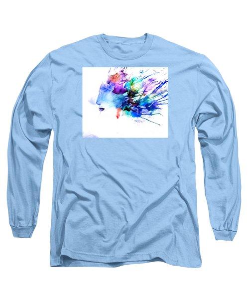 Tortured Ways Long Sleeve T-Shirt by Denise Tomasura