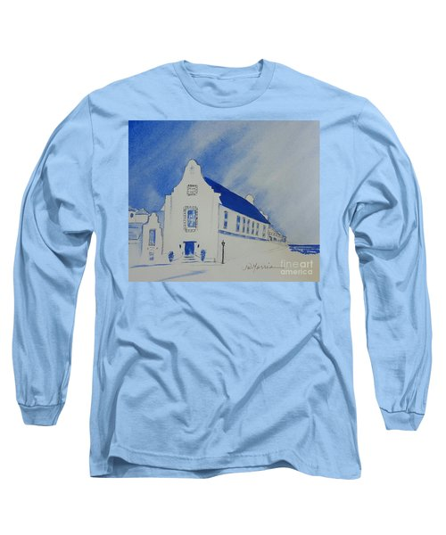 Town Hall, Rosemary Beach Long Sleeve T-Shirt