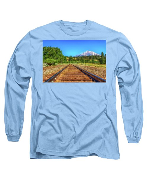 Tracking The Lemurians  Long Sleeve T-Shirt
