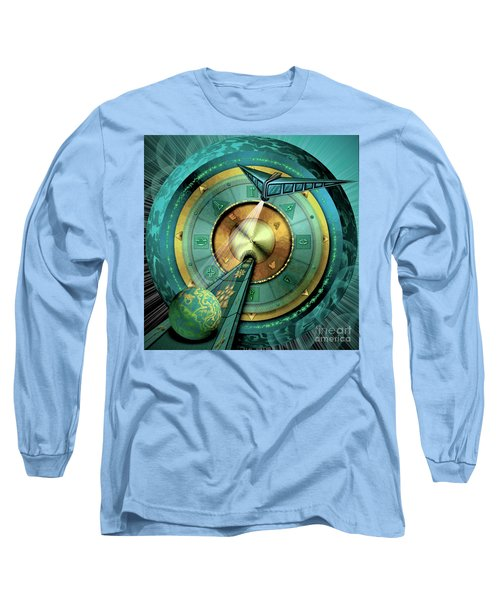 Tractor Beam Long Sleeve T-Shirt