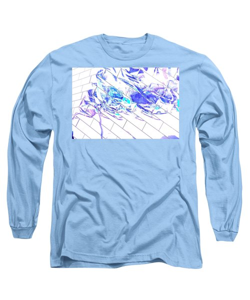 Traffic Along Euclid, Cleveland1 Long Sleeve T-Shirt