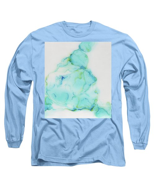 Tranquil And Soft Sky Long Sleeve T-Shirt